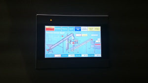 Control panel PL280