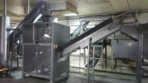 Steam peeler PL280