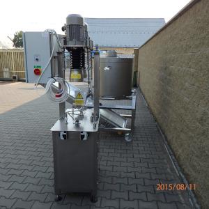 Coring machine VKII., cabbage shreder KZ800